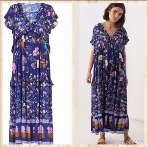 Spell & The Gypsy Collective Wild Bloom Dress UFT